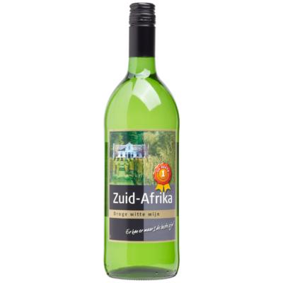Huismerk Landwijn Zuid-Afrika wit