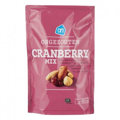 Huismerk Frisse cranberrymix ongezouten