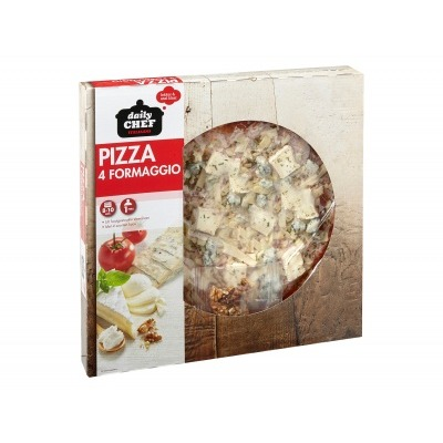 Huismerk Premium pizza 4 formaggi