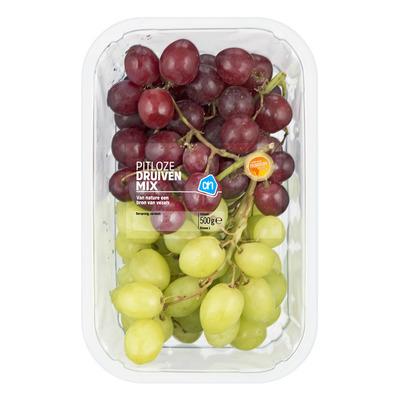 Pitloze druivenmix
