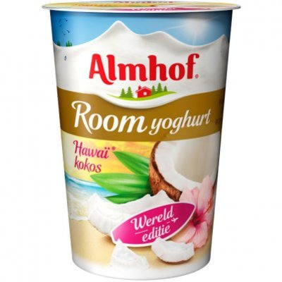 Almhof Roomyoghurt hawaii-kokos