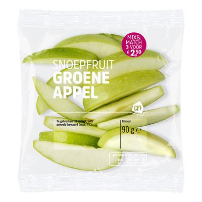 Huismerk Snoepfruit groene appel
