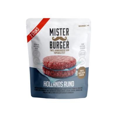 Mister Burger Hollands Rund