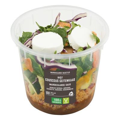 Huismerk Pot couscous geitenkaas