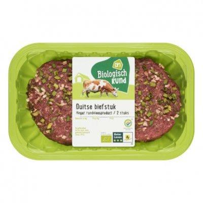AH Biologisch Duitse biefstuk