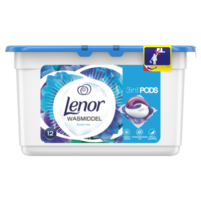 Lenor Pods 3 in 1 zeebries