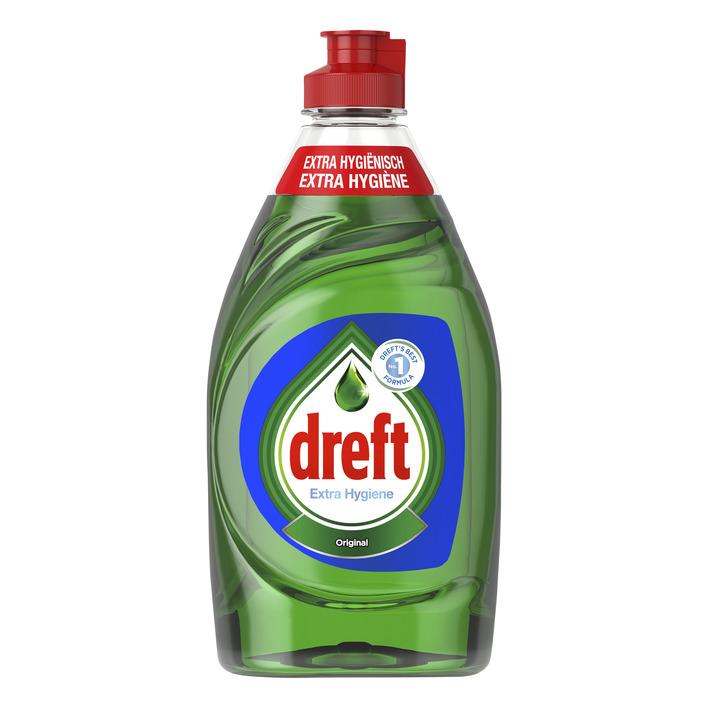 Dreft Extra hygiene afwasmiddel original