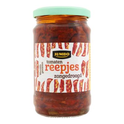 Huismerk Zongedroogde Tomaten Reepjes