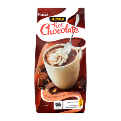 Huismerk Instant Hot Chocolate