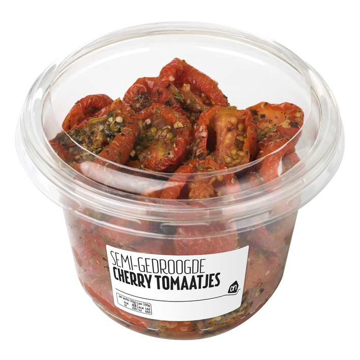 Huismerk Semi-gedroogde cherry tomaatjes