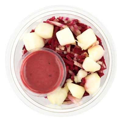 Huismerk Salade bietjes framboos-balsam dressing