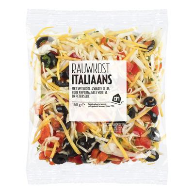 Huismerk Rauwkost Italiaans