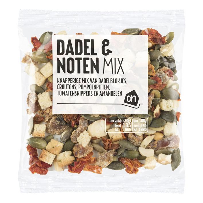Huismerk Dadel & noten mix