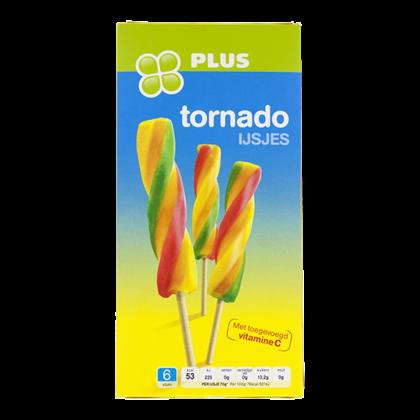 Huismerk Tornado ijsjes