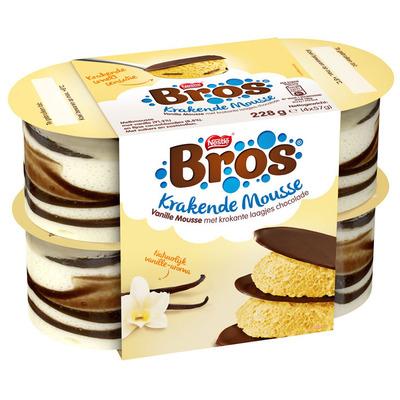 Nestlé krakende mousse vanille