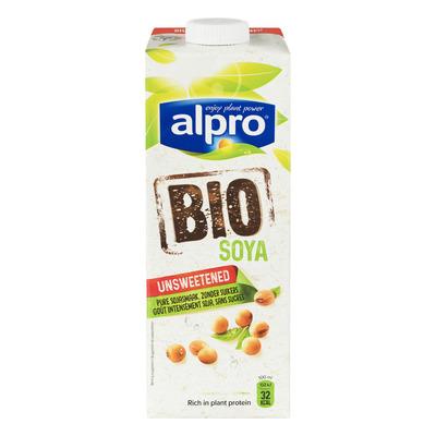 Alpro Biologisch soja ongezoet