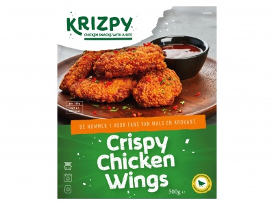 Krizpy Chicken wings