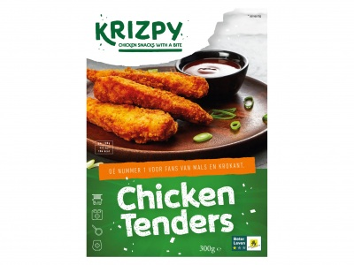 Krizpy Chicken tenders