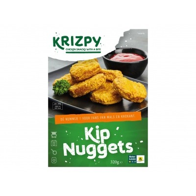 Krizpy Kipnuggets beter leven