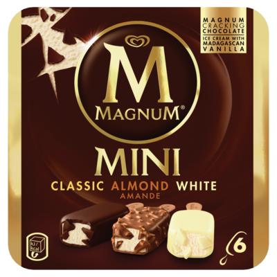 Magnum Mini mix 6 stuks