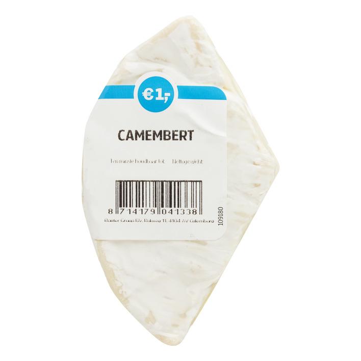 Kleintje Camembert 45+