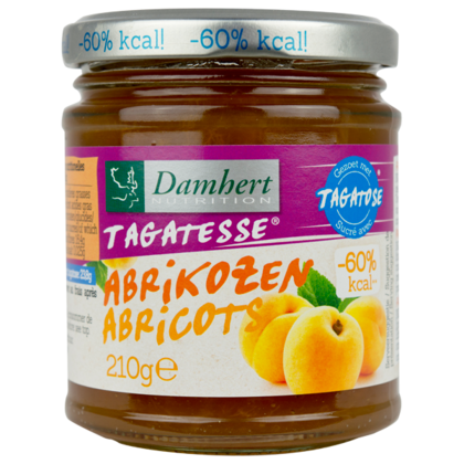 Damhert Tagatesse confituur abrikoos