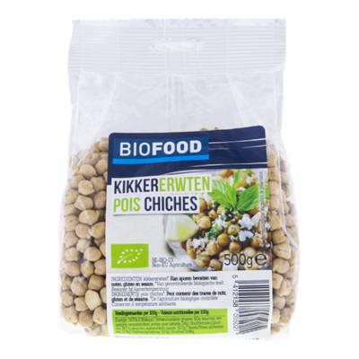 Damhert Biofood Kikkererwten bio