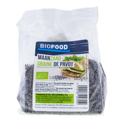 Damhert Biofood Maanzaad bio