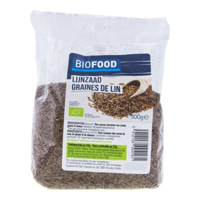 Damhert Biofood Lijnzaad bio