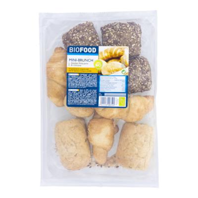 Damhert Biofood Mini bio brunch pakket bio
