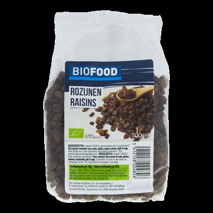 Damhert Biofood Rozijnen bio