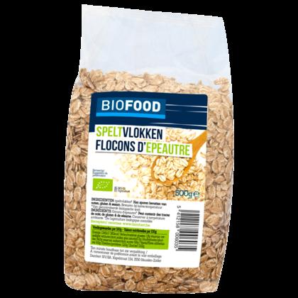 Damhert Biofood Speltvlokken bio