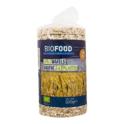 Damhert Biofood Speltwafel bio