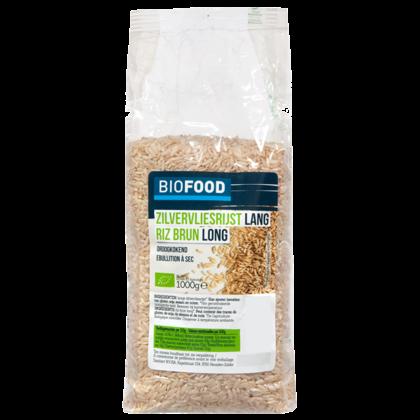 Damhert Biofood Zilvervliesrijst lang bio