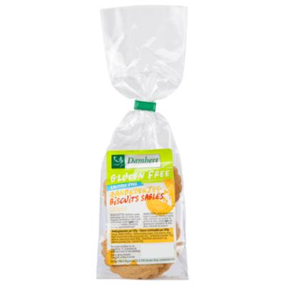 Damhert Glutenvrije zandkoekjes lactosevrij