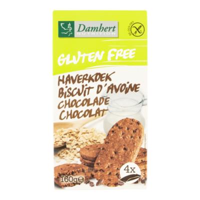 Damhert Glutenvrije haverkoek chocolade