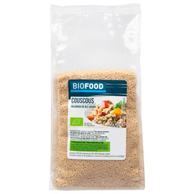 Damhert Biofood Couscous volkoren bio