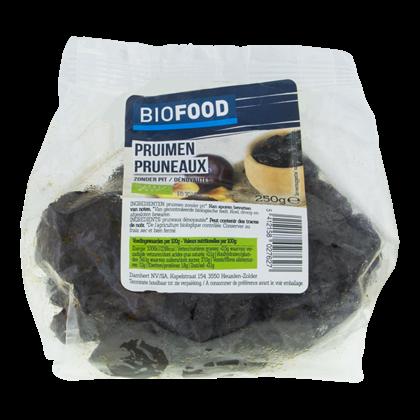 Damhert Biofood Pruimen zonder pit bio