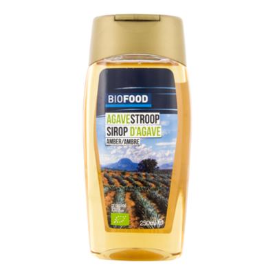 Damhert Biofood Agavesiroop amber bio