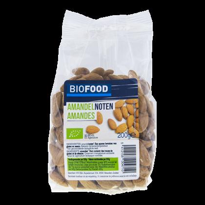 Damhert Biofood Amandelen bio
