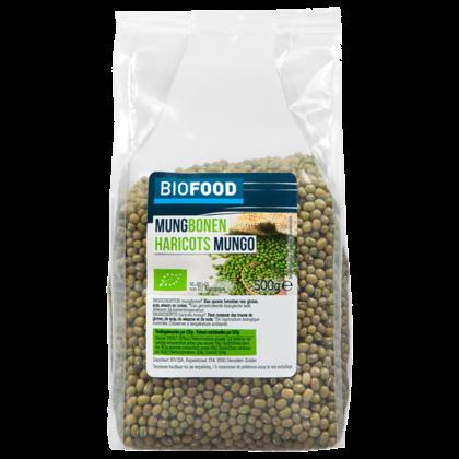 Damhert Biofood Mungbonen bio