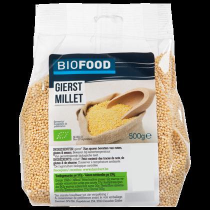 Damhert Biofood Gierst bio