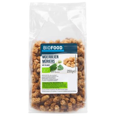Damhert Biofood Moerbeien wit bio