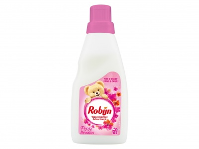 Robijn Wasverzachter pink