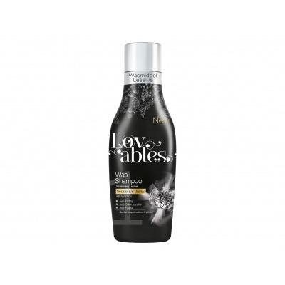Lovables Black was-shampoo