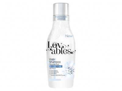 Lovables White was-shampoo