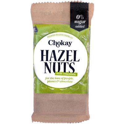Chokay Milk hazelnuts