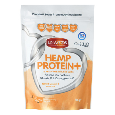 Linwoods Hennep proteïne met Q10 enzymen