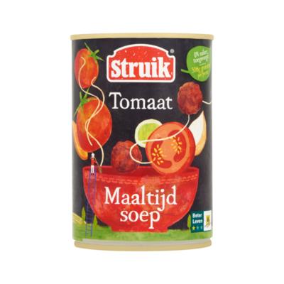 Struik Maaltijdsoep Tomaat