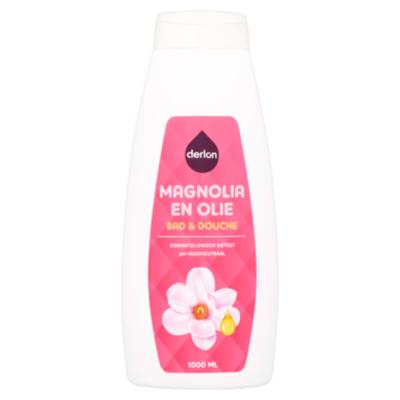 Huismerk Bad en douche magnolia en olie